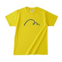 【予約販売】MAKE HAPPY Tシャツ (イエロー) (理事長就任限定カラー)
