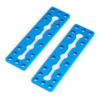 Plate 0324-088-Blue (Pair) プレート 0324-088(2本)61236