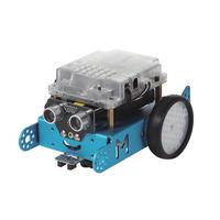 プログラミング学習ロボット「エムボット」エレクトリックセンサー+リチウムバッテリーセット 日本正規品 ■自宅学習応援割引中■ mBot V1.1-Blue(Bluetooth Version)