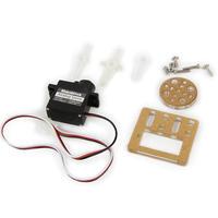 マイクロサーボ メタルギア 9g Micro Servo Pack (Metal Gear)Robot makeblock P2150003