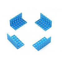 Bracket 3x6-Blue (4-Pack) (ブラケット) 61508