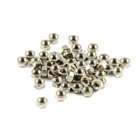 Nylon Lock Nut 4mm (50-pack) (ロックナット)71004