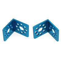 Bracket L1-Blue (Pair) (ブラケットL1)61512