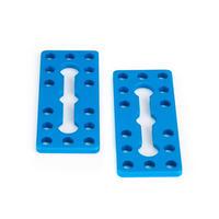 Plate 0324-056-Blue (Pair) プレート 0324-056(2本)61232