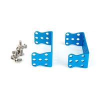 MEDS15 Servo Motor Bracket-Blue(Pair) (MEDS15 サーボモーター用ブラケット)62208
