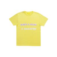 MELLOW YELLOW [ Mellow Purple ] / T-shirts [ Yellow ]