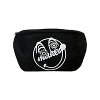 MAKEY SMILEY [ Mono ] / Sling bag [ Black ]