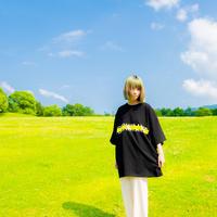 """YELLOWMAKER"" Big silhouette  T-shirts"