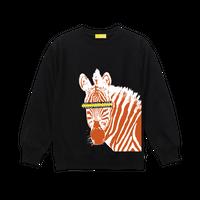 "【数量限定予約販売】""Horse owner"" Sweatshirts【Black】"