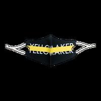 """【予約販売】""""YELLOWMAKER"""" Big Logo Mask"""