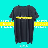 """🔺受注販売【 9月9日まで】""""YELLOWMAKER ❌ No.2 Closet"""" Relax silhouette T-shirts"""