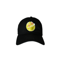 MAKEY SMILEY [ Yellow ] / Toy cap [ Black ]