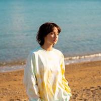 """""""GRASSHOPPER"""" Big silhouette Tie dye LS T-shirts【 XL size only 】"""
