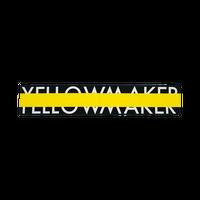 """YELLOWMAKER"" Big Logo FaceTowel"