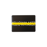 """【予約販売】""""YELLOWMAKER"""" Mac Book case"""