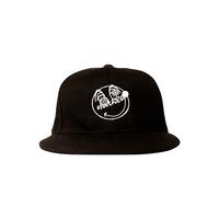 MAKEY SMILEY [ Mono ] /  Baseball Toy cap [ Black ]