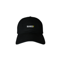 """【White】""""MAKEY LOGO""""  Cap"""