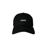 MAKEY LOGO [ White ] / Cap [ Black ]