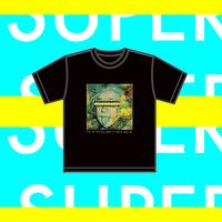 """🔺完全予約販売【 9月15日まで】 """"SUPER Genius"""" Big silhouette T-shirts"""