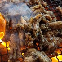 若鶏せせり味付き500g【冷凍】