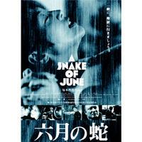 映画『六月の蛇』B2ポスター
