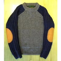 makufuri AZ Sweater〈Navy〉
