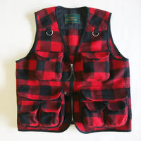 makufuri Utility Fishing Vest〈Red〉