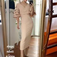ドラマティック ドレス