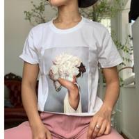 Tシャツ フェミニンフラワー