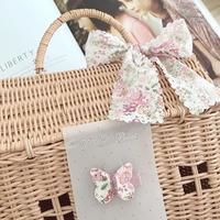 Rさま専用 butterfly clip mini