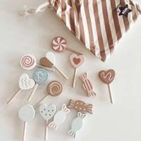 キッズコンセプト  木製キャンディ おままごと おもちゃ 知育玩具