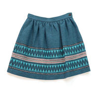 IL GUFO スカート 82-840606173-08-6Y-115cm
