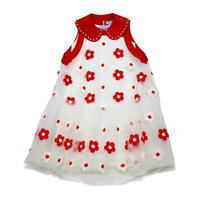MIMISOL ドレス 82-760702350-17-S(10)-140cm