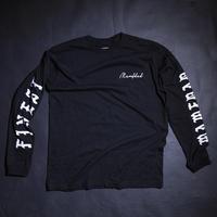 【BLK】FINEST LONG T-shirts