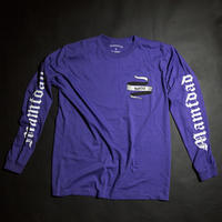 【PURPL】Centurion Long T-shirts
