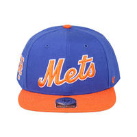 Mets Script Side Two Tone'47 CAPTAIN Royal