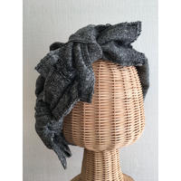 tweed ribbon/Gray