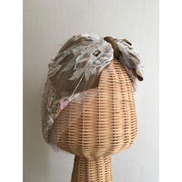 Romantic Lace/Brown