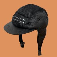 THE PARK SHOP / DOWNBOY CAP TPS-300 black KIDS FREE