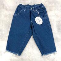 MOUN TEN. / widecropped denim MT201011-c  blue 1(adult)