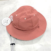MOUN TEN. / reversible adventure hat 21S-MA20-0946 beige×terracotta FREE