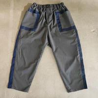 nunuforme / チェンジテーパードパンツ nf15-634-132A Charcoal 1(155cm),2(160cm)
