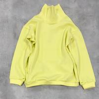 MOUN TEN. / sweat highneck MT192029-a lemon 95.110.125.140