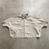 nunuforme / ドルマンシャツ nf15-566-124A Ivory 2(160/F)