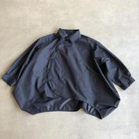 nunuforme / サークルシャツnf13-545-085  Navy  155