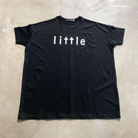 nunuforme / little ロングT  nf15-829-500 Black 115.125.135.145