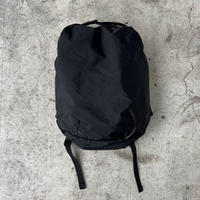 MOUN TEN. / 2way daypack MT192017 black FREE