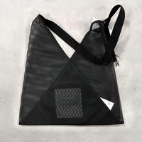 LIVERAL/ L2002 Niji  Hard mesh BLACK