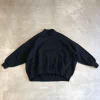 nunuforme / ハイネックトレーナー nf14-990-503 Black 145