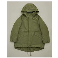 MOUN TEN. / 60/40 grosgrain coat 21S-MC18-0912b olive 0(150)